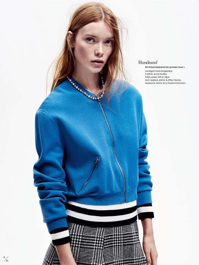 ELLE SWEDEN Julia Hafstrom by Honer Akrawi. Josephine Aune, January 2015, www.imageamplified.com, Image Amplified (13)