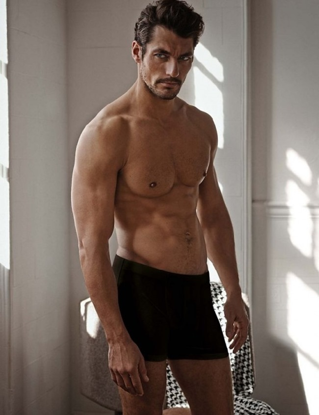LOOKBOOK David Gandy for Autograph at Marks & Spencer 2014 by Mariano Vivanco. www.imageamplified.com, Image Amplified (4)
