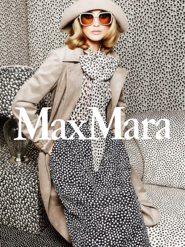 CAMPAIGN Carolyn Murphy for Max Mara Spring 2015 by mario Sorrenti. www.imageamplified.com, Image Amplified (4)