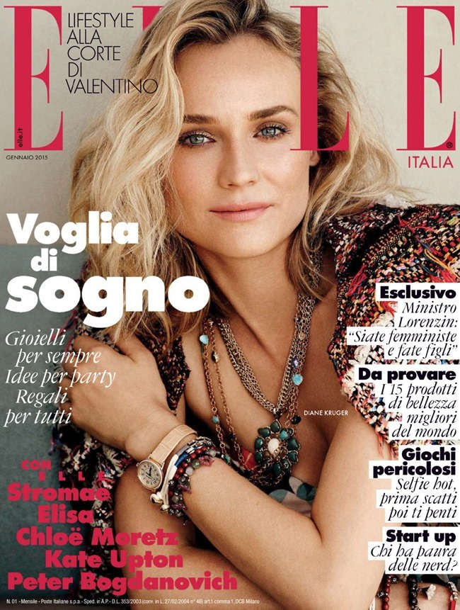 ELLE ITALIA Diane Kruger by Dan Martensen. Eva Geraldine Fontanelli, January 2015, www.imageamplified.com, Image Amplified (1)