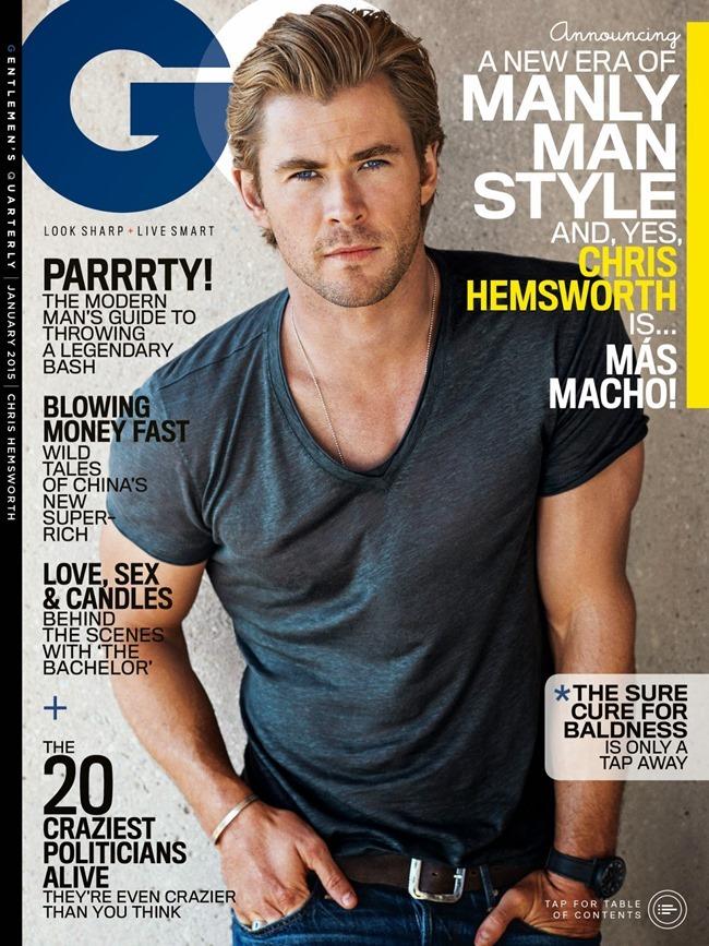 GQ MAGAZINE Chris Hemsworth by Sebastian Kim. Michael Nash, January 2015, www.imageamplified.com, Image Amplified (10)