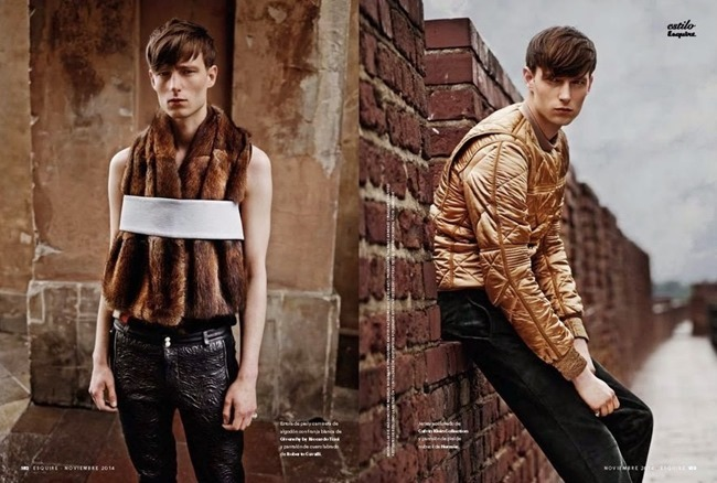 GQ SPAIN Laurie Harding by Marcin Tyszka. Ines Ibans, November 2014, www.imageamplified.com, Image Amplified (4)