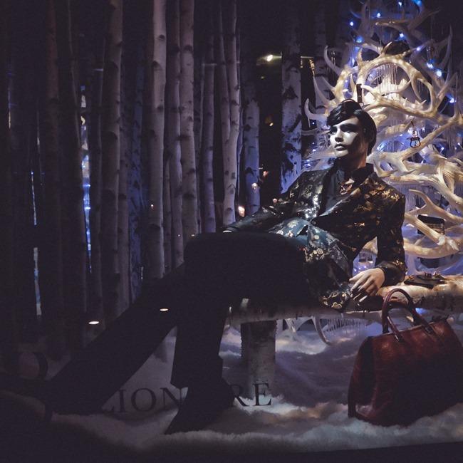 CHRISTMAS IN LONDON Harrods Windows by Troy Wise. Winter 2014, www.imageamplified.com, Image Amplified (60)