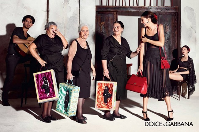 CAMPAIGN Dolce & Gabbana Sprring 2015 by Domenico Dolce. www.imageamplified.com, Image Amplified (7)