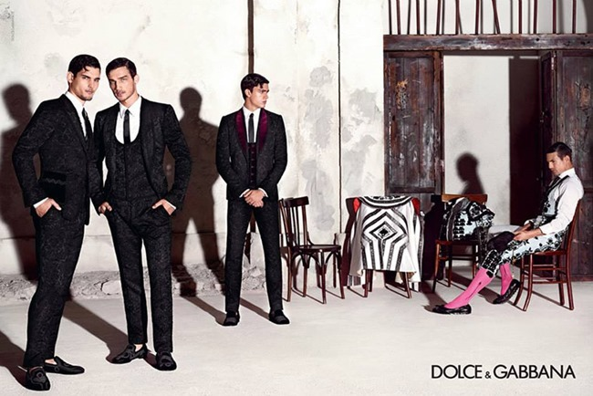 CAMPAIGN Dolce & Gabbana Sprring 2015 by Domenico Dolce. www.imageamplified.com, Image Amplified (1)