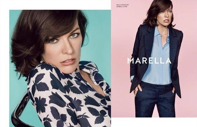 CAMPAIGN Milla Jovovich for Marella Spring 2015. www.imageamplified.com, Image Amplified (5)