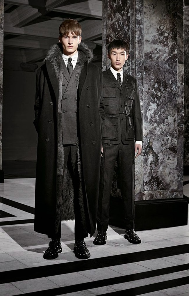 GQ CHINA Linus Wordemann & Timu Simakov in Dior Homme by Adrian Mesko. Fall 2014, www.imageamplified.com, Image Amplified (4)