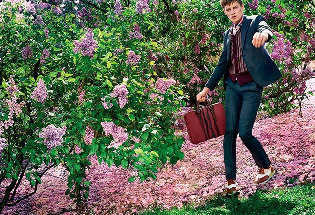 PREVIEW Janis Ancens for Bottega Veneta Cruise 2015 by Ryan McGinley. www.imageamplified.com, Image Amplified