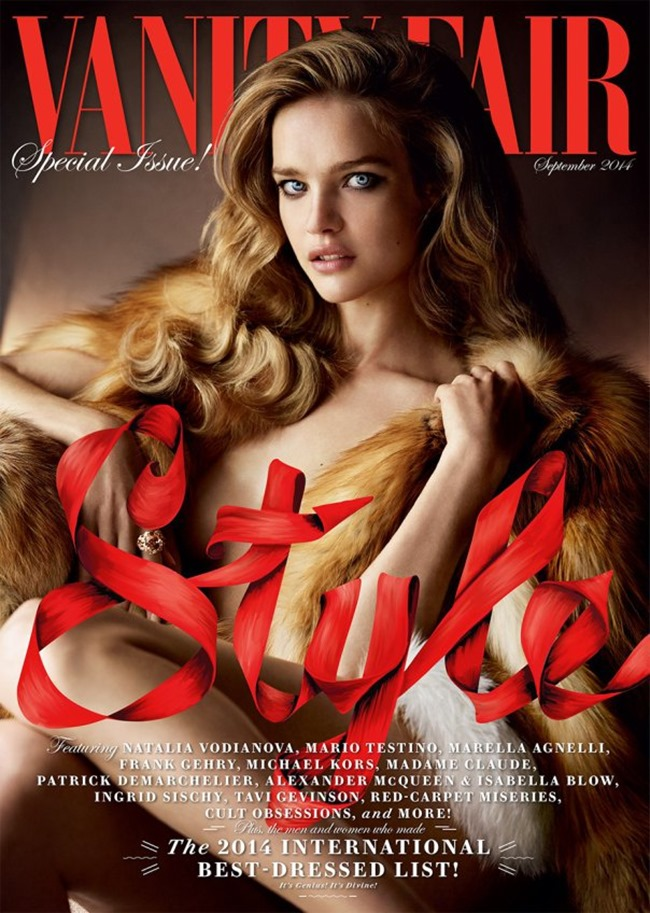 VANITY FAIR Natalia Vodianova by Mario Testino. Jessica Diehl, September 2014, www.imageamplified.com, Image Amplified (2)