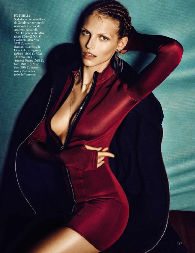 VOGUE SPAIN Karlina Caune by Hasse Nielsen. Claudia Englmann, January 2015, www.imageamplified.com, Image Amplified (10)