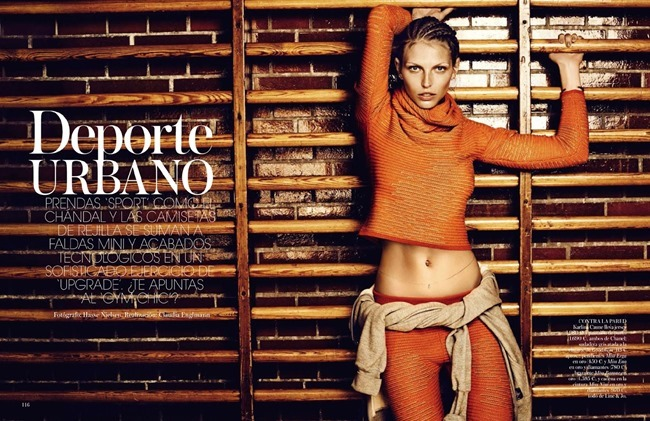 VOGUE SPAIN Karlina Caune by Hasse Nielsen. Claudia Englmann, January 2015, www.imageamplified.com, Image Amplified (1)