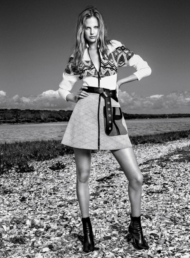 VOGUE SPAIN Elisabeth Erm by Victor Demarchelier. Charles Varenne, January 2015, www.imageamplified.com, Image Amplified (6)