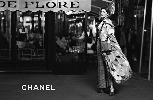 CAMPAIGN Gisele Bundchen for Chanel Spring 2015 by Karl Lagerfeld. Carine Roitfeld, www.imageamplified.com, Image Amplified (6)