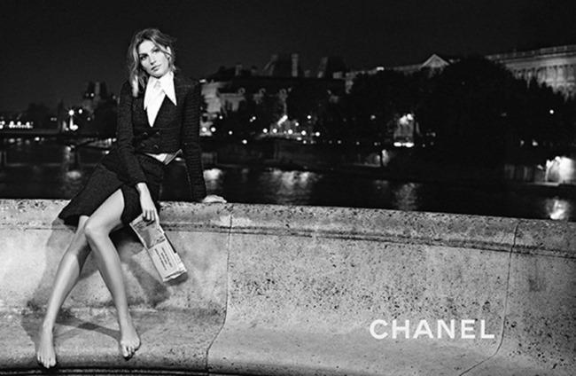 CAMPAIGN Gisele Bundchen for Chanel Spring 2015 by Karl Lagerfeld. Carine Roitfeld, www.imageamplified.com, Image Amplified (8)