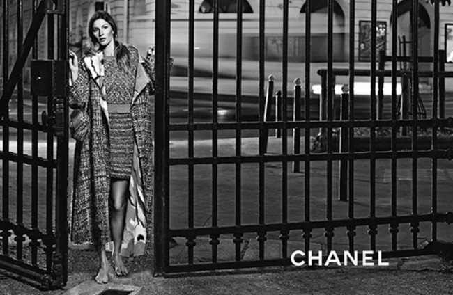 CAMPAIGN Gisele Bundchen for Chanel Spring 2015 by Karl Lagerfeld. Carine Roitfeld, www.imageamplified.com, Image Amplified (9)