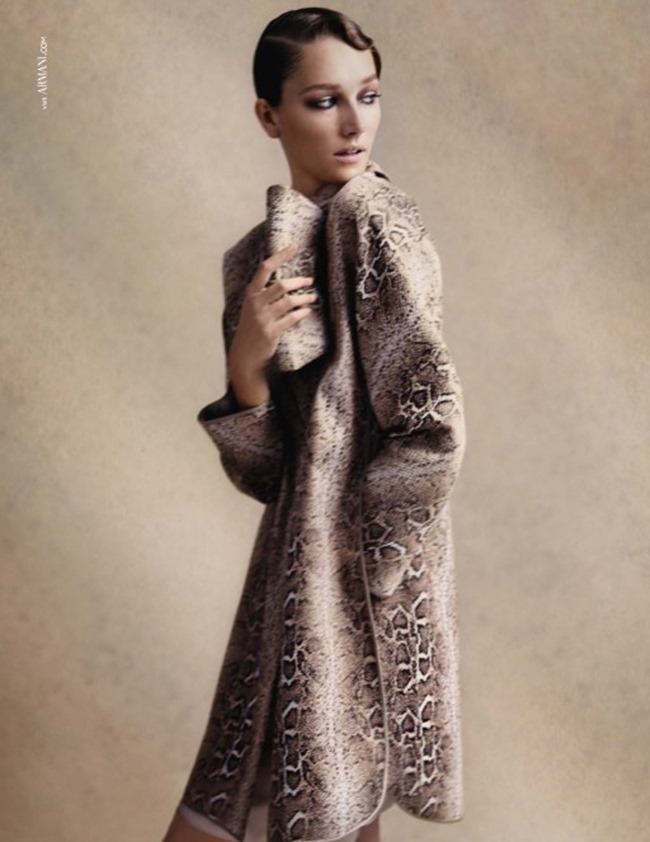 PREVIEW Josephine Le Tutour for Giorgio Armani Spring 2015 by Solve Sundsbo. www.imageamplified.com, Image Amplified (1)