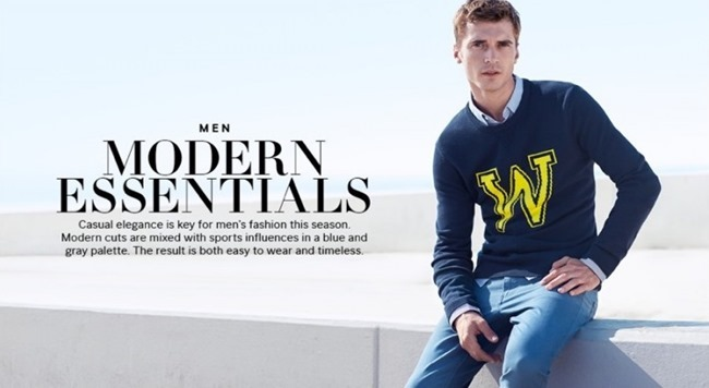 CAMPAIGN Clement Chabernaud for H&M Spring 2015. www.imageamplified.com, Image Amplified (1)