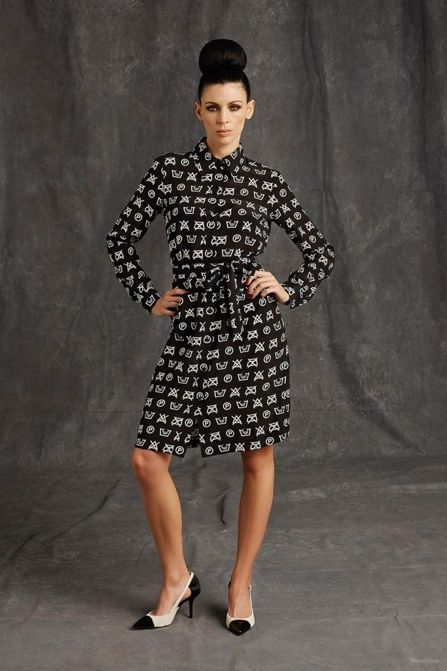 LOOKBOOK Liberty Ross for Moschino Pre-Fall 2015. www.imageamplified.com, Image Amplified (36)