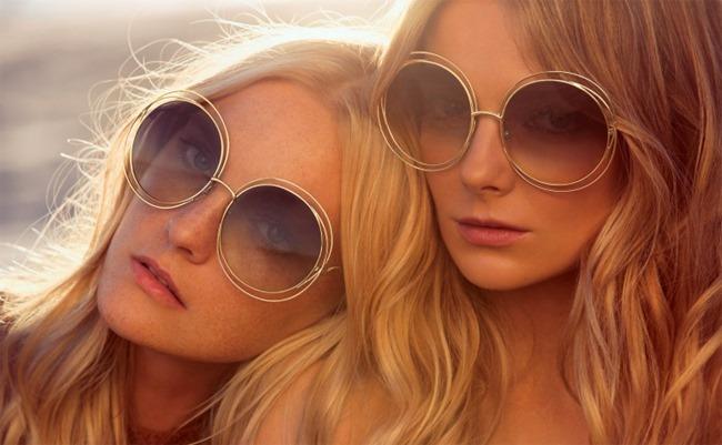 CAMPAIGN Caroline Trentini & Eniko Mihalik for Chloe Spring 2015 by Inez & Vinoodh. www.imageamplified.com, Image Amplified (4)