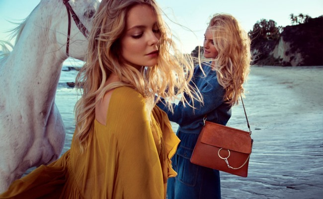 CAMPAIGN Caroline Trentini & Eniko Mihalik for Chloe Spring 2015 by Inez & Vinoodh. www.imageamplified.com, Image Amplified (1)