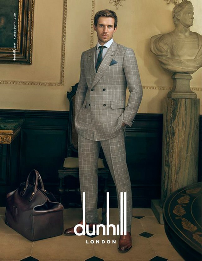 CAMPAIGN Andrew Cooper, Alex Blamire & Louis Eliot for Dunhill Spring 2015 by Annie Leibovitz. www.imageamplified.com, Image Amplified (5)