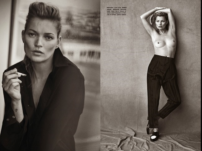 VOGUE ITALIA Kate Moss by Peter Lindbergh. Clare Richardson. January 2015, www.imageamplified.com, Image Amplified (3)