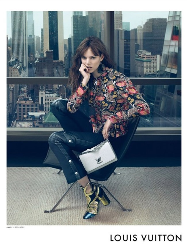 CAMPAIGN Louis Vuitton Spring 2015 by Annie Leibovitz, Bruce Weber & Juergen Teller. www.imageamplified.com, Image Amplified (4)