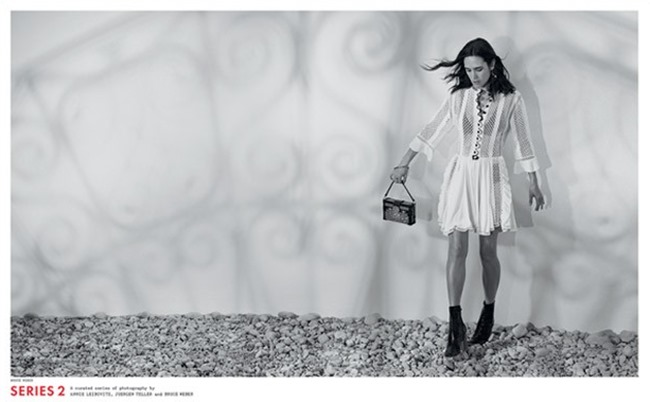 CAMPAIGN Louis Vuitton Spring 2015 by Annie Leibovitz, Bruce Weber & Juergen Teller. www.imageamplified.com, Image Amplified (12)