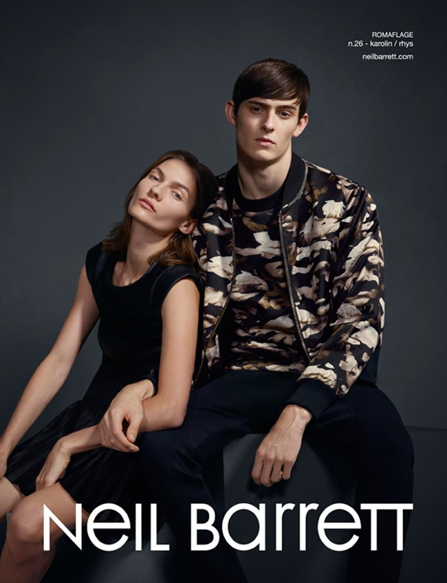 CAMPAIGN Neil Barrett Spring 2015 by Matthew Stone. Robbie Spencer, www.imageamplified.com, Image Amplified (2)