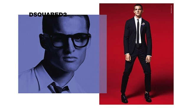 CAMPAIGN Silvester Ruck for Dsquared2 Spring 2015 by Mert & Marcus. www.imageamplified.com, Image Amplified (10)