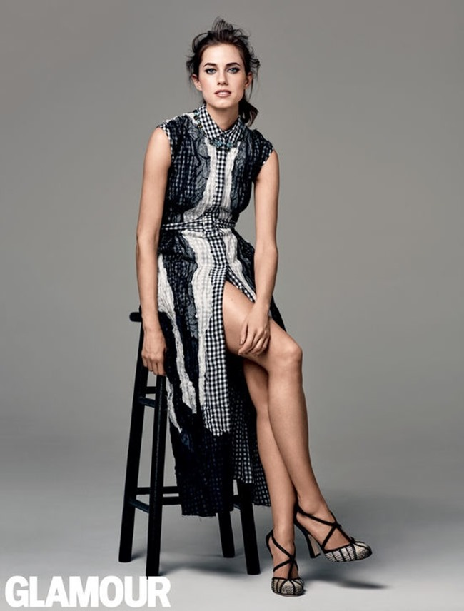 GLAMOUR MAGAZINE Allison Williams by Steven Pan. February 2015, www.imageamplified.com, Image Amplified (3)