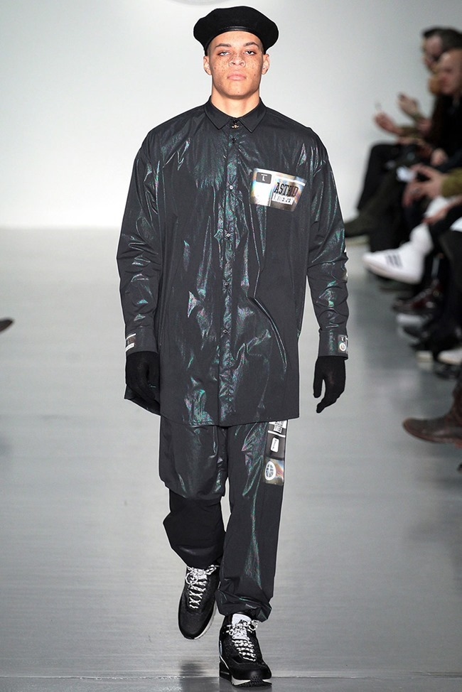 LONDON COLLECTIONS MEN Astrid Andersen Fall 2015. www.imageamplified.com, Image Amplified (1)