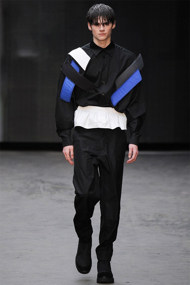 LONDON COLLECTIONS MEN Christopher Shannon Fall 2015. www.imageamplified.com, Image Amplified (6)