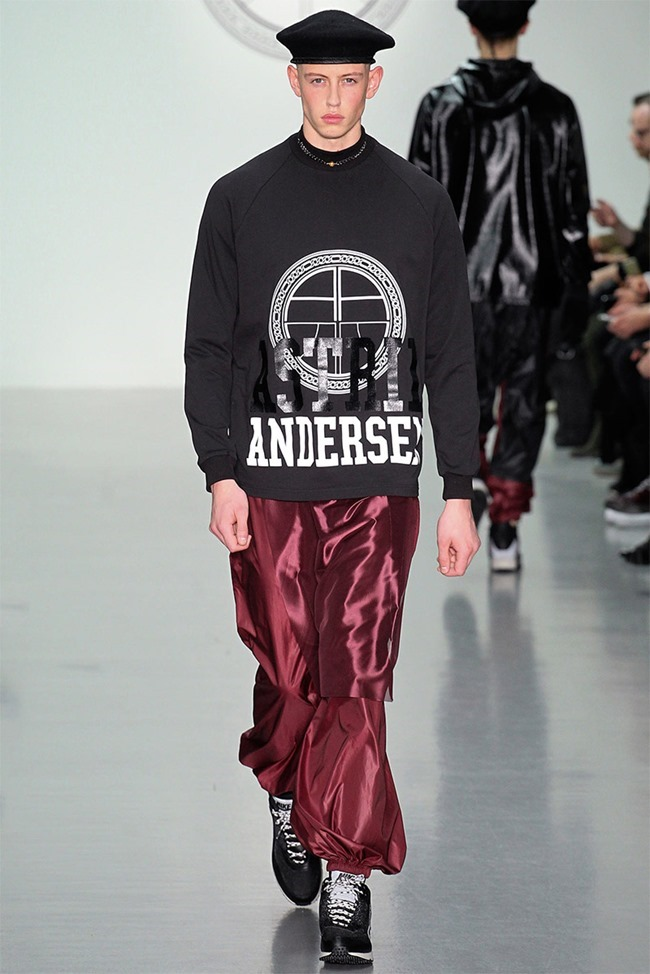 LONDON COLLECTIONS MEN Astrid Andersen Fall 2015. www.imageamplified.com, Image Amplified (25)
