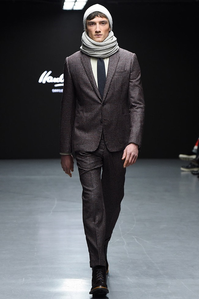 LONDON COLLECTIONS MEN Hardy Amies Fall 2015. www.imageamplified.com, Image Amplified (1)