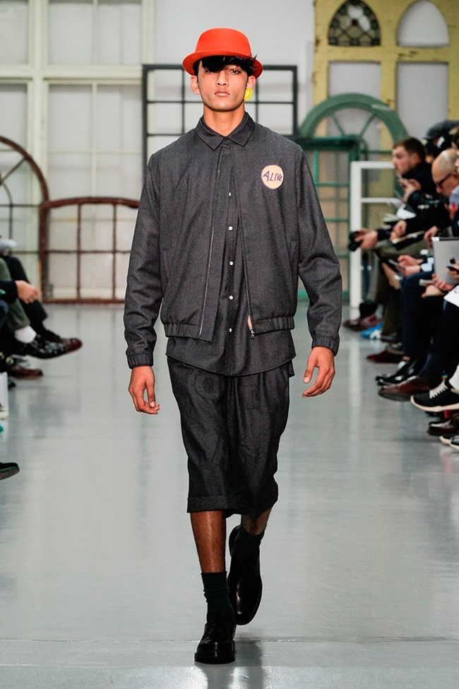 LONDON COLLECTIONS MEN Kit Neale Fall 2015. www.imageamplified.com, Image Amplified (1)