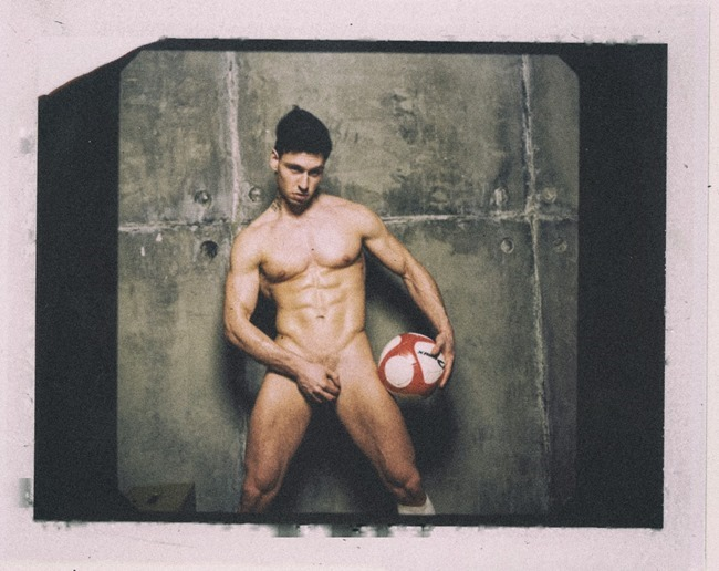 MASCULINE DOSAGE Men on Polaroids by Serge Lee. Spring 2015, www.imageamplified.com, Image Amplified (2)