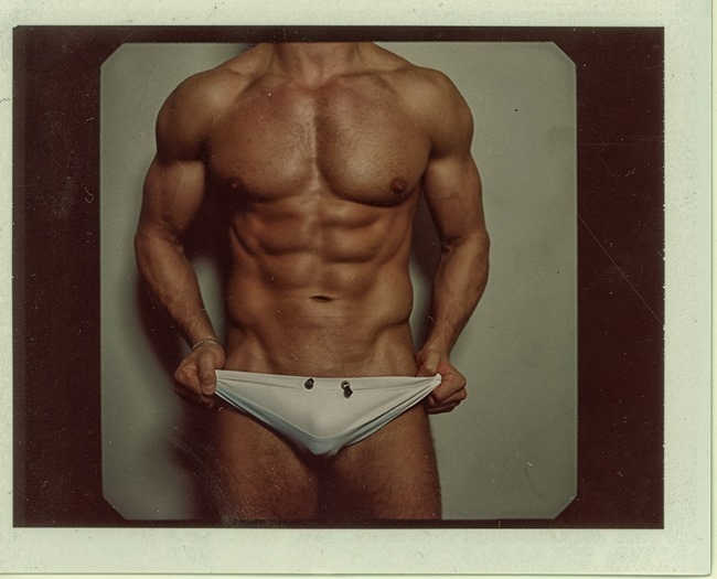 MASCULINE DOSAGE Men on Polaroids by Serge Lee. Spring 2015, www.imageamplified.com, Image Amplified (8)