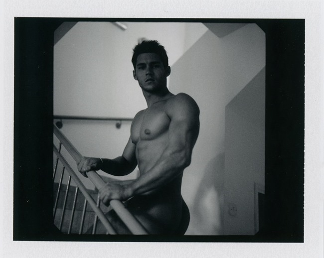 MASCULINE DOSAGE Men on Polaroids by Serge Lee. Spring 2015, www.imageamplified.com, Image Amplified (20)