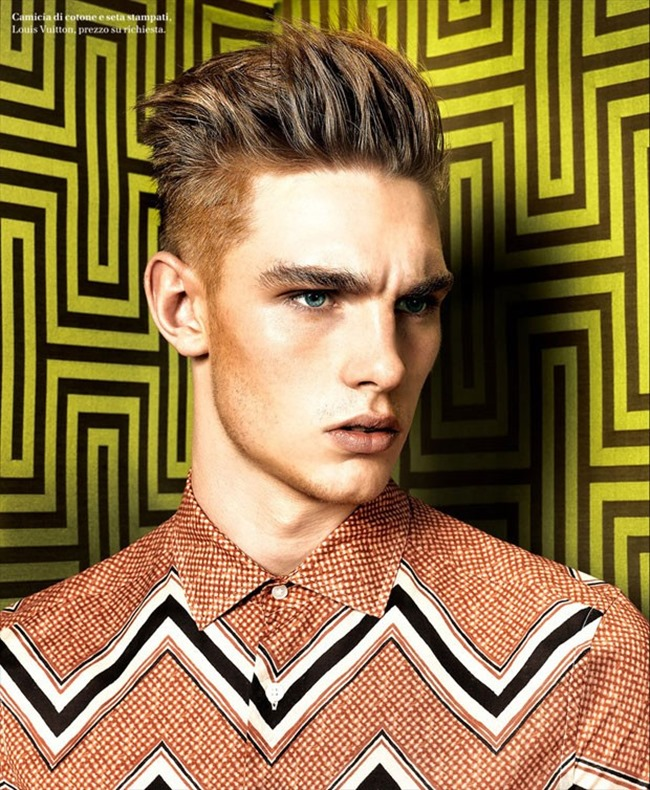 STYLE MAGAZINE Tommy Marr by Giovanni Squatriti. Alessandro Calascibetta, Spring 2015, www.imageamplified.com, Image Amplified (2)
