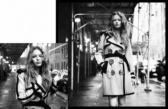 VOGUE ITALIA Hollie May Saker by Steven Meisel. Karl Templer, January 2015, www.imageamplified.com, Image Amplified (10)