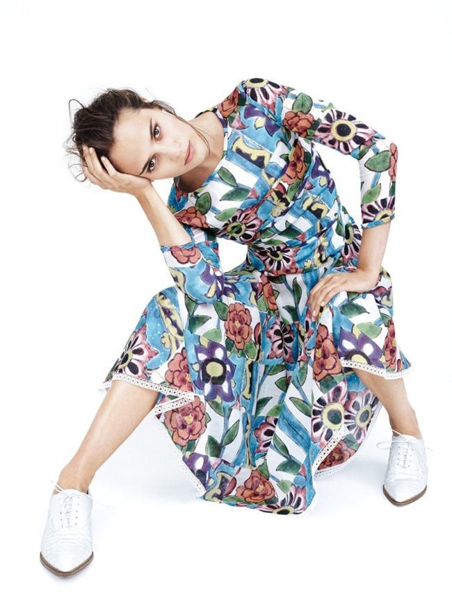 VOGUE UK Alicia Vikander by Scott Trindle. Nura Khan, February 2015, www.imageamplified.com, Image Amplified (5)