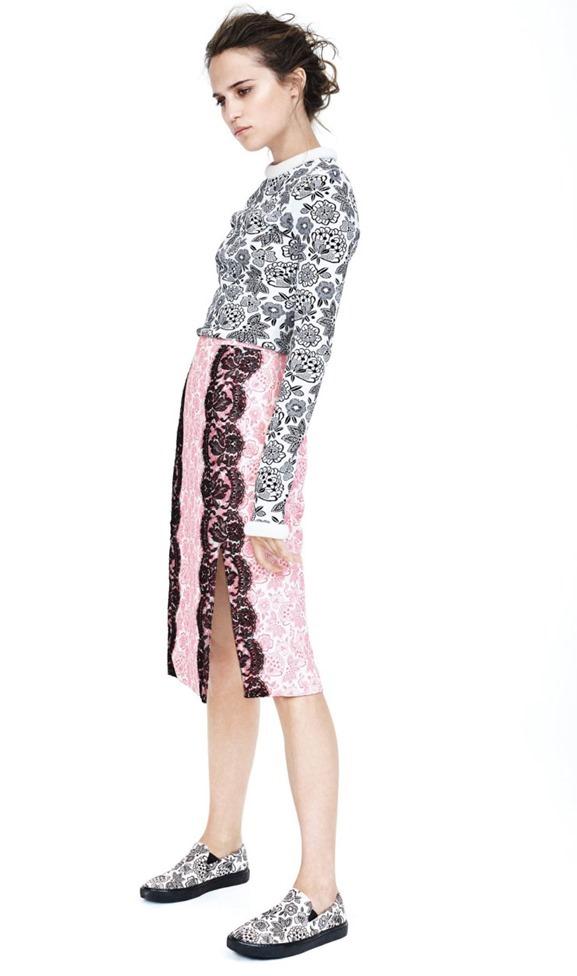 VOGUE UK Alicia Vikander by Scott Trindle. Nura Khan, February 2015, www.imageamplified.com, Image Amplified (4)