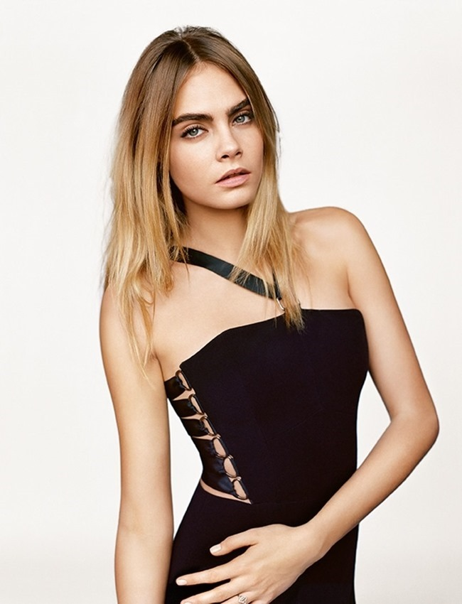 CAMPAIGN Cara Delevigne for Topshop Spring 2015 by Alasdair McLellan. www.imageamplified.com, Image Amplified (9)