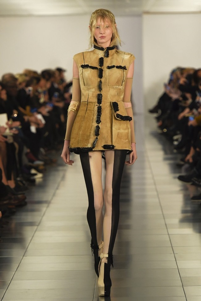 COLLECTION Maison Margiela Artisanal Couture Spring 2015. www.imageamplified.com, Image Amplified (1)