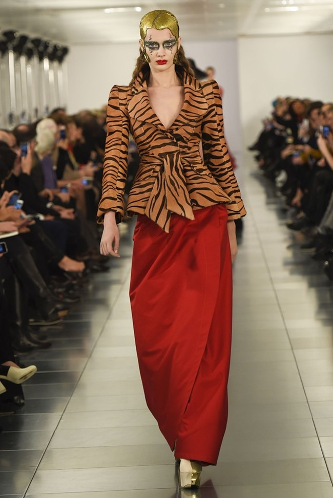 COLLECTION Maison Margiela Artisanal Couture Spring 2015. www.imageamplified.com, Image Amplified (12)
