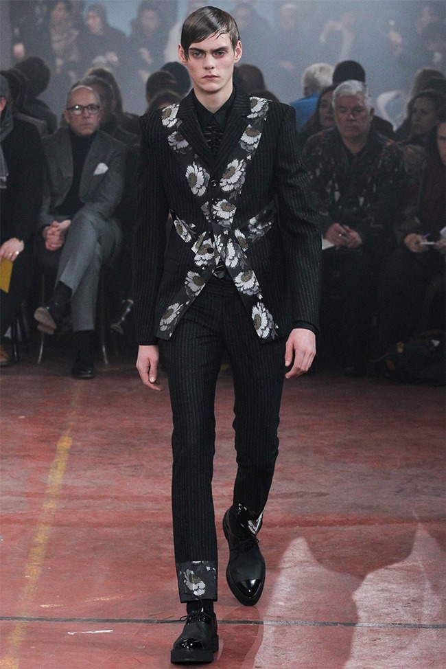 LONDON COLLECTIONS MEN Alexander McQueen Fall 2015. www.imageamplified.com, Image Amplified (8)