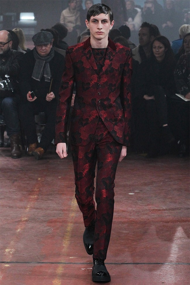 LONDON COLLECTIONS MEN Alexander McQueen Fall 2015. www.imageamplified.com, Image Amplified (14)