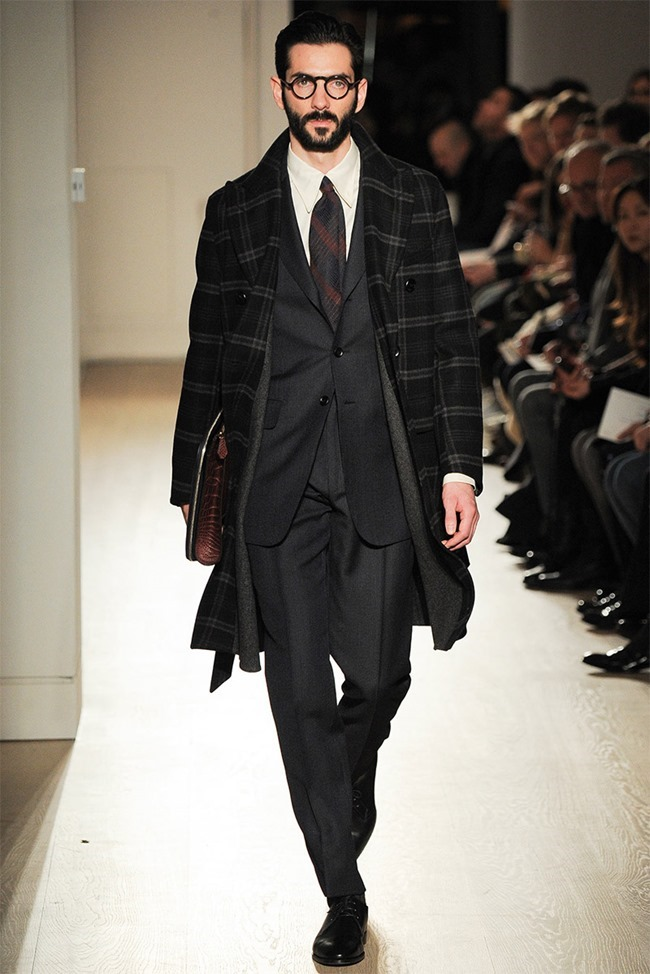 LONDON COLLECTIONS MEN Dunhill Fall 2015. www.imageamplified.com, Image Amplified (29)