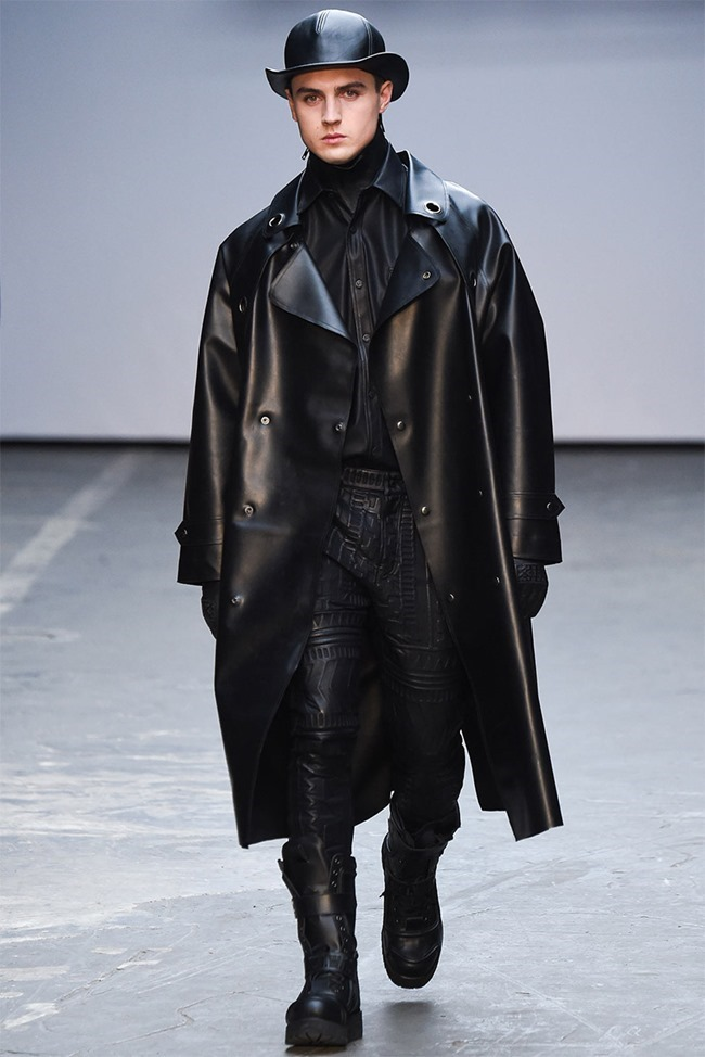 LONDON COLLECTIONS MEN KTZ Fall 2015. www.imageamplified.com, Image Amplified (47)